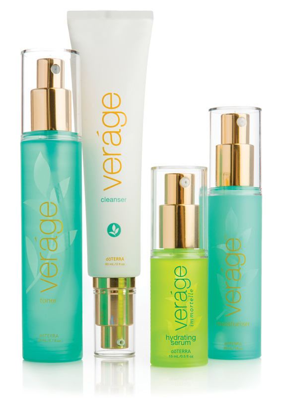 The Veráge Skin Care Collection